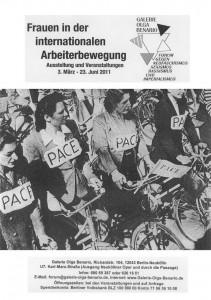 Plakat Frauenausstellung